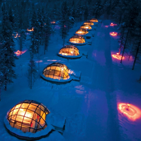 Finnish Igloo