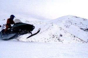 Finland Snowmobile