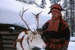 Finnish Sami