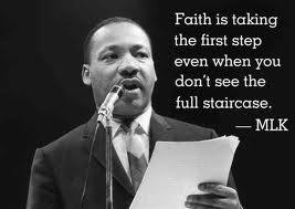 Dr. MLK & Powerful Words