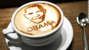 Obama German Latte