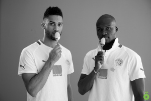 Armand Traore & Moussa Sow