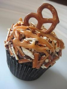 Cupcake Pretzel