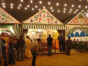 Feria Casetas