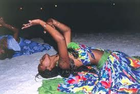 Mauritius Beach Dance