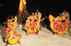 Mauritius Group Dance