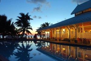 Mauritius Poolside