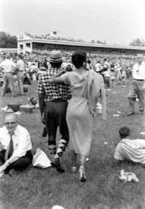 Derby Day 1955