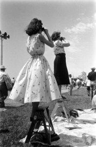 Derby Day2 1955