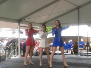 Singing Trio